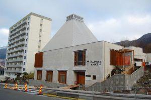 Biserica Baptisa Bergen